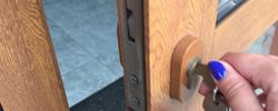 Paddington locks change