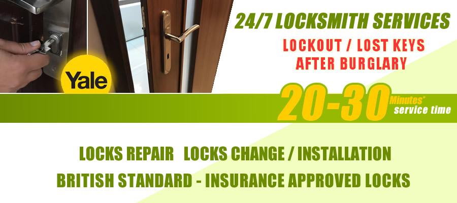 Westbourne Green locksmith services